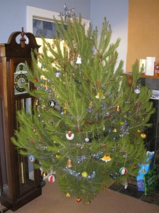 2006 Christmas tree - whole view