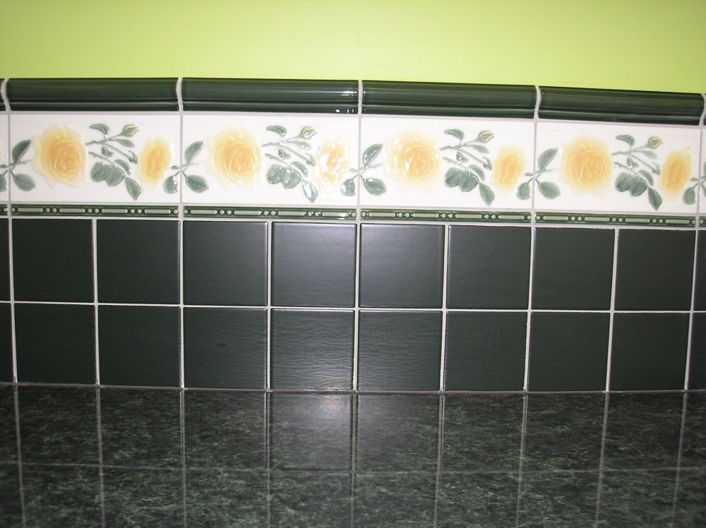 Kitchen Tiles Color 100+ ideas dark green kitchen tiles on www.weboolu